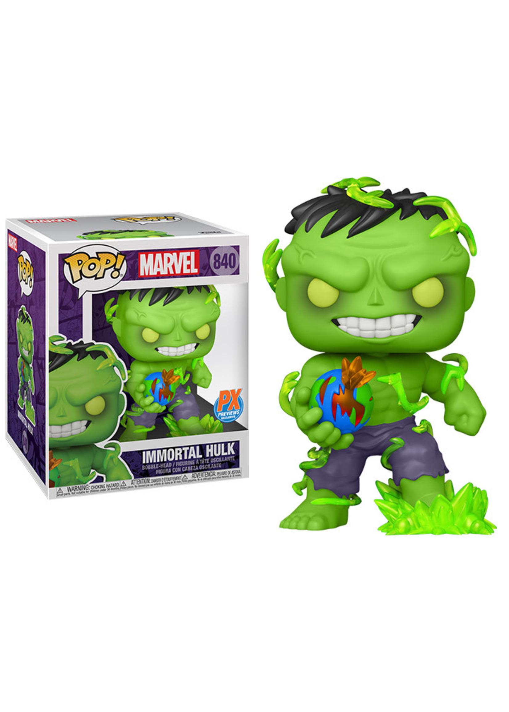 Funko The Immortal Hulk Pop