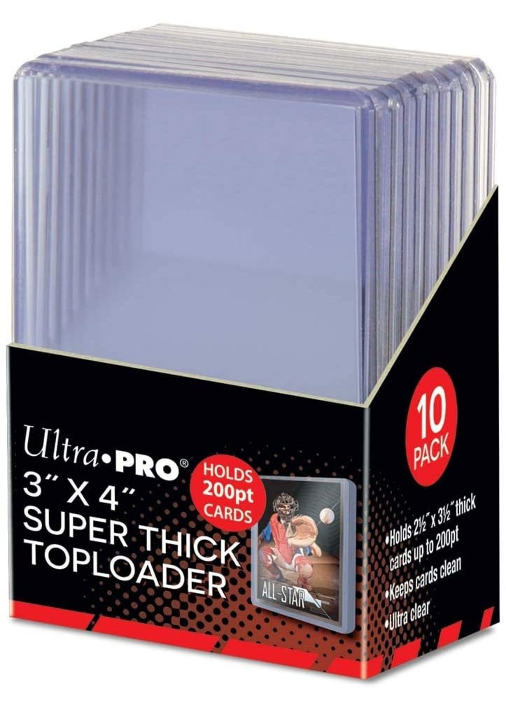 Ultra Pro Ultra Pro Super Thick Toploader  200pt