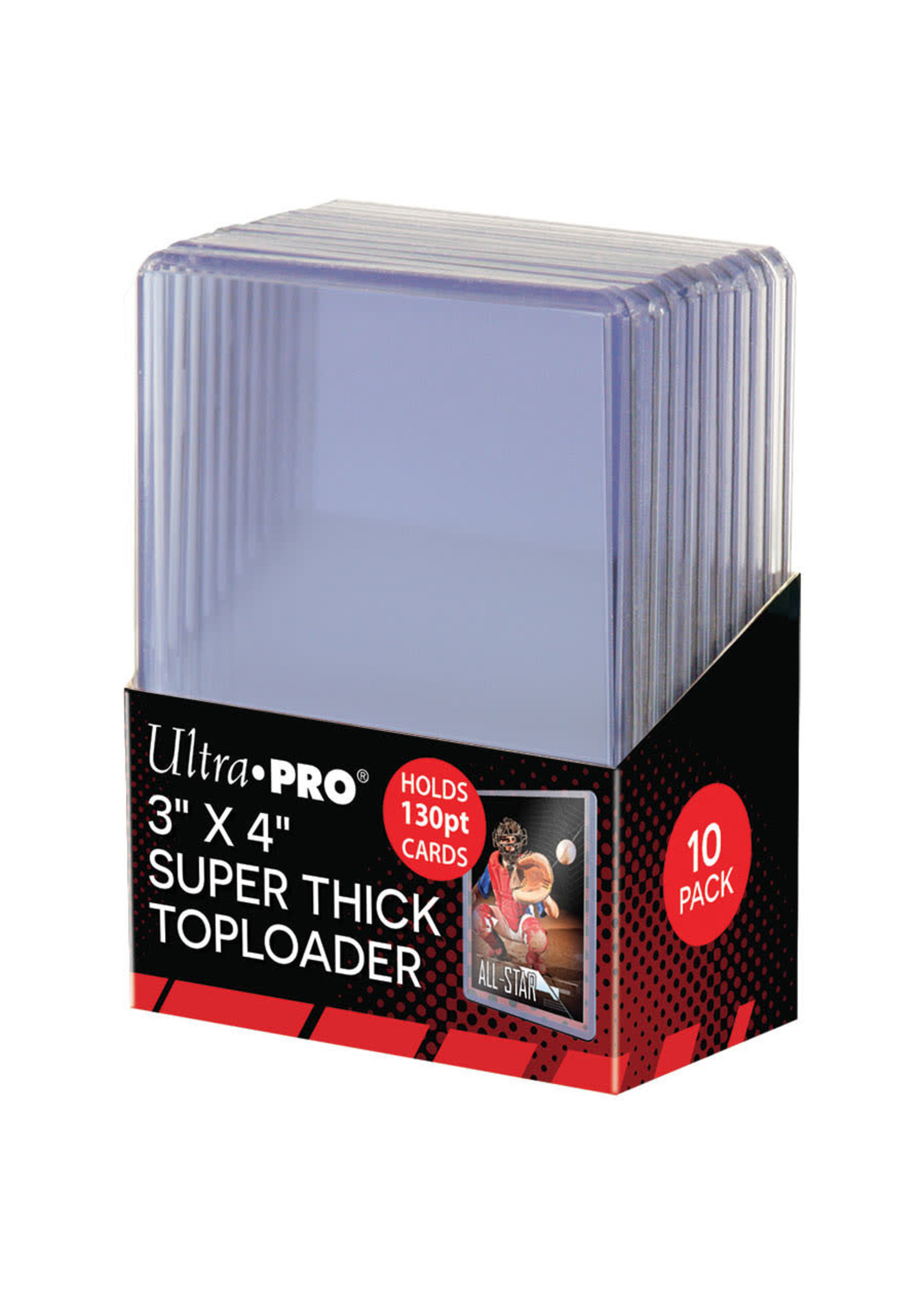 Ultra Pro Ultra Pro Super Thick Toploader 130pt