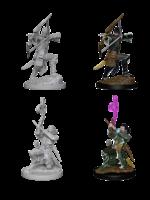 Neca D&D Nolzur's Marvelous Miniatures - Elf Bard