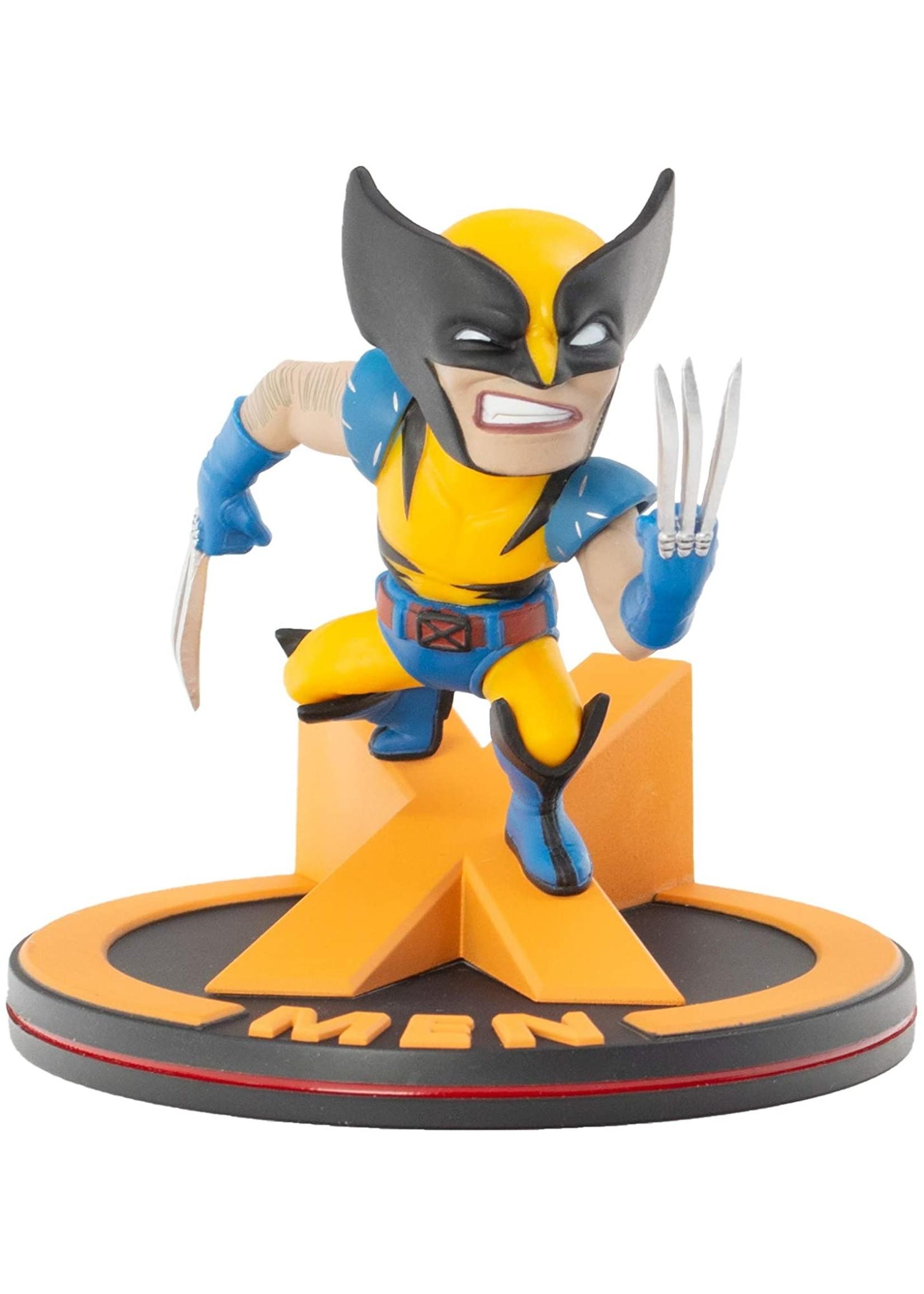 Quantum Mechanix Marvel Q-Fig X-Men Wolverine