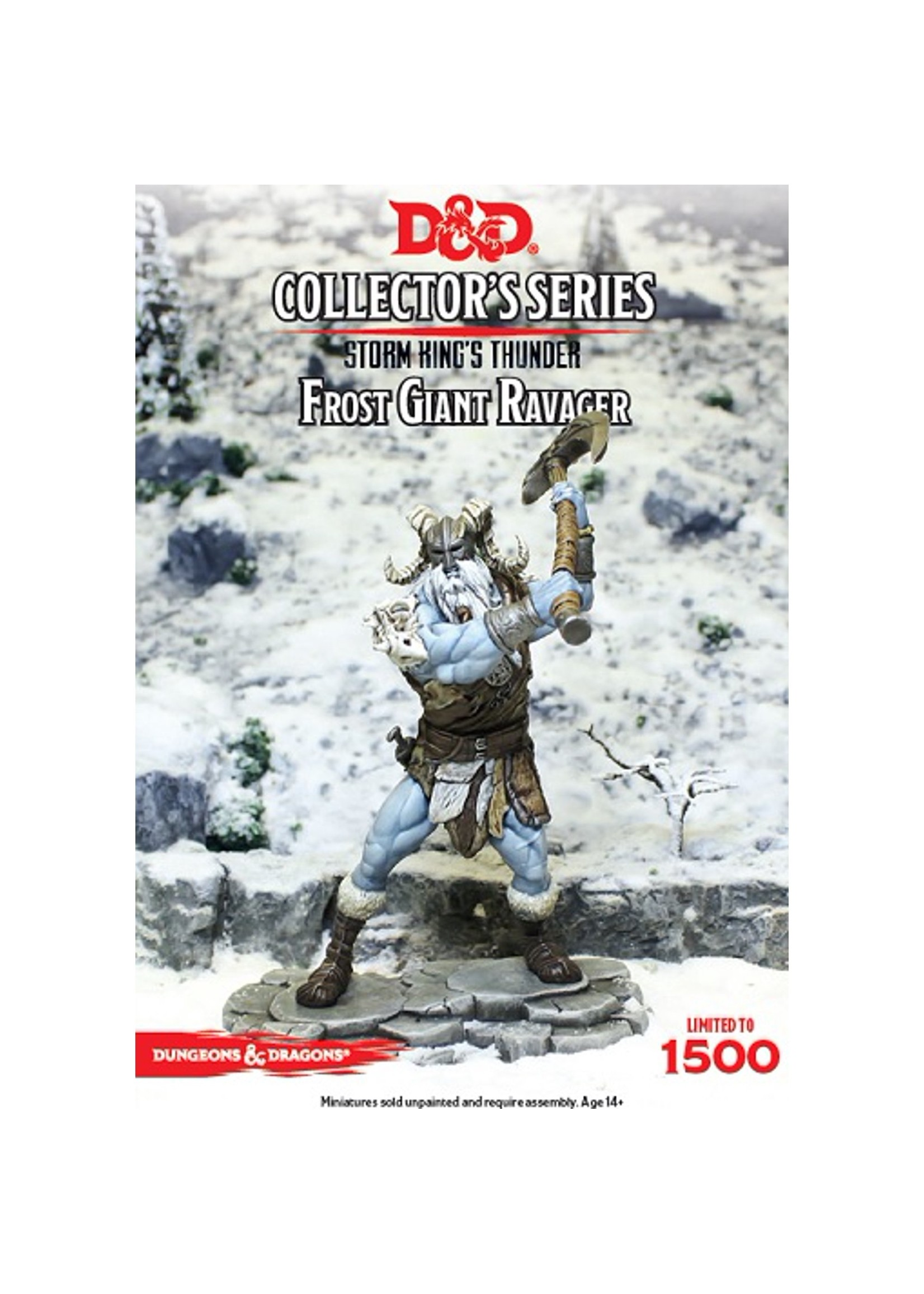 Wizards of the Coast D&D Storm Kings Thunder Frost Giant Ravager