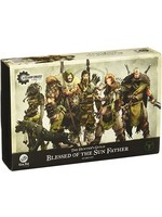 Steamforged Games Guild Ball Blessed of The Sun Father