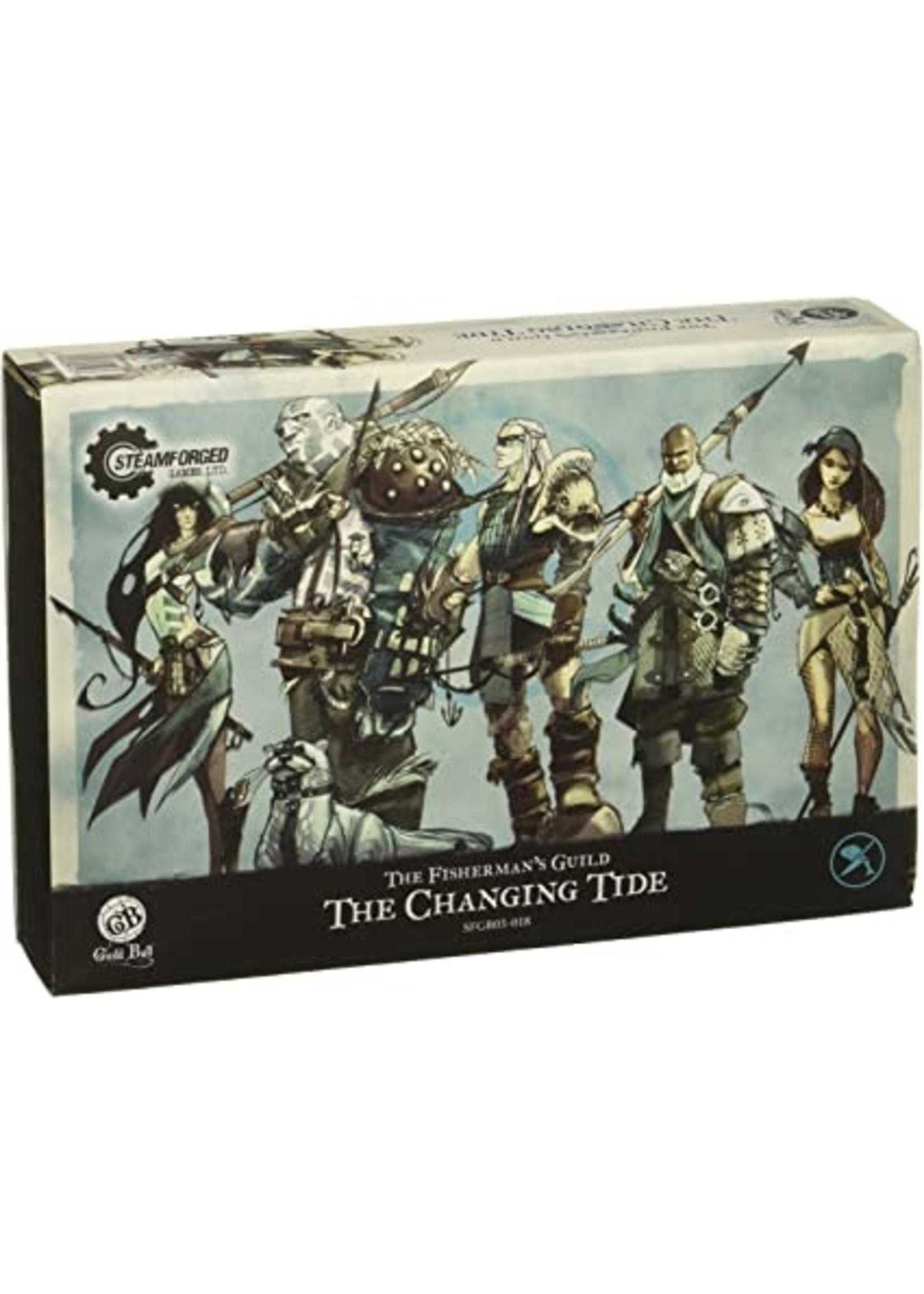 Steamforged Games Guild Ball The Changing Tide