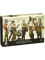 Steamforged Games Guild Ball The Lure of Gold
