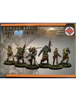 Corvus Belli Corvus Belli Infinity Caledonian Highlander Starter Pack