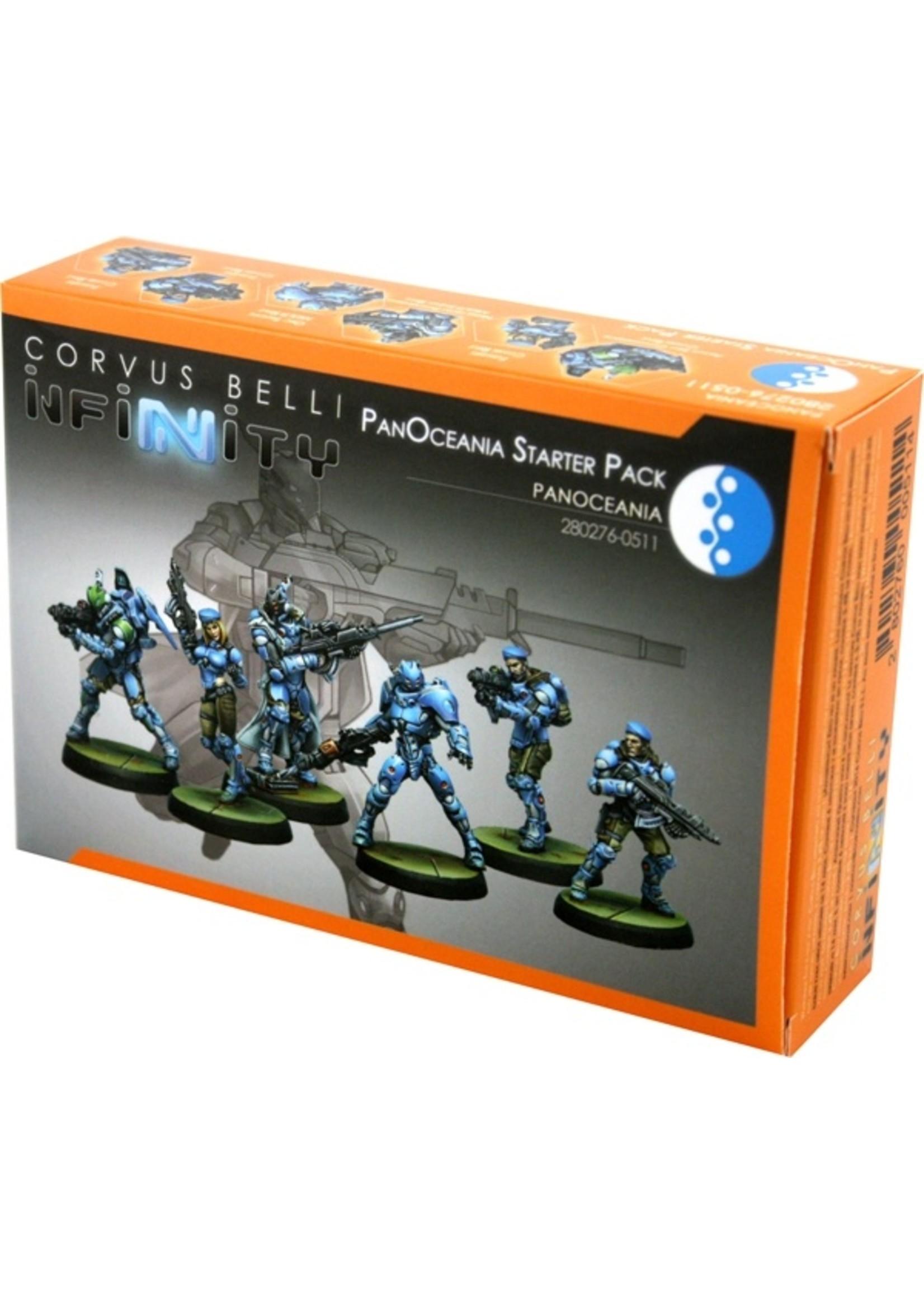 Corvus Belli Corvus Belli Infinity PanOceania Starter Pack