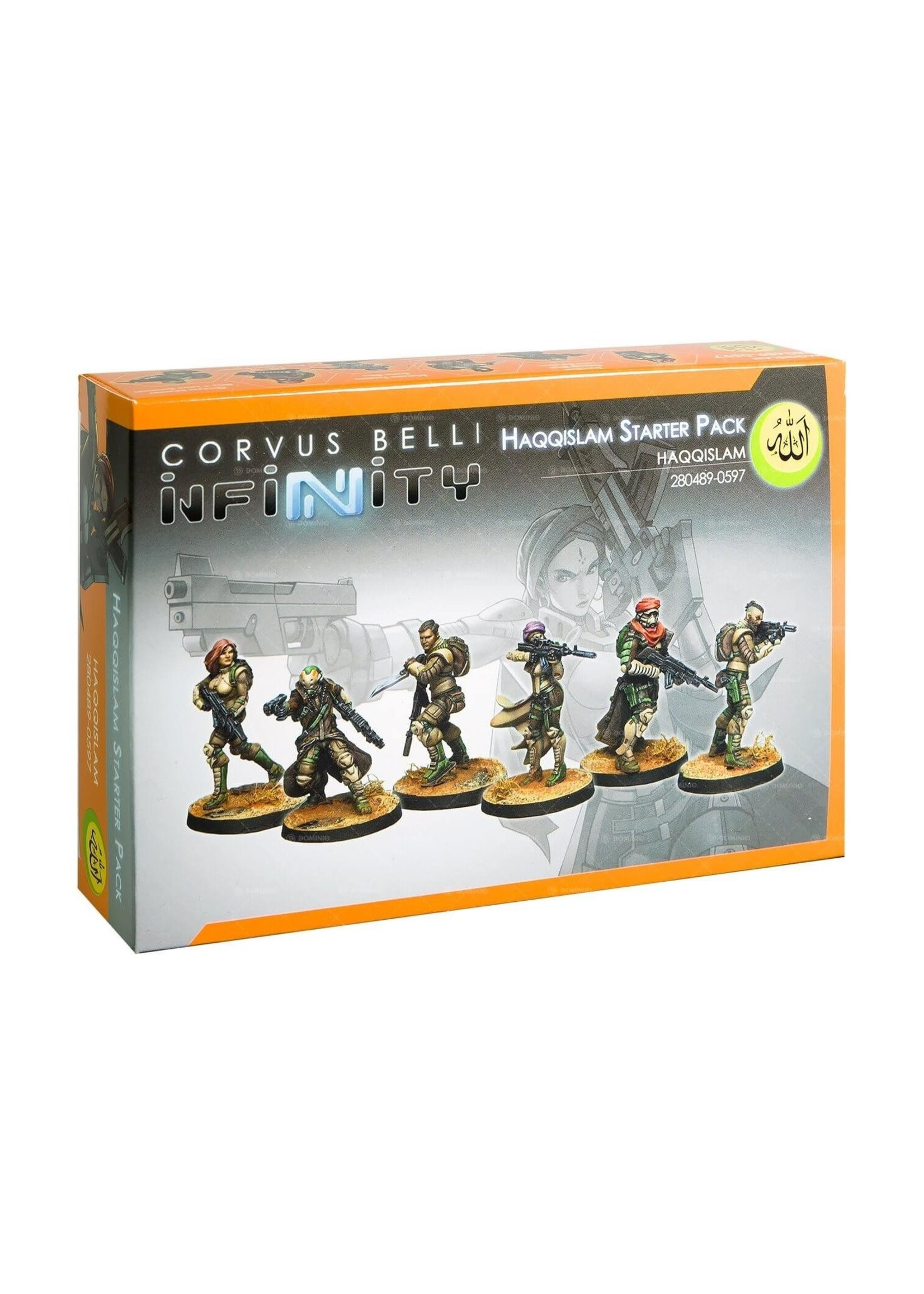 Corvus Belli Corvus Belli Infinity Haqqislam Starter Pack