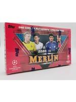 Topps 2021 Topps UEFA Merlin Soccer