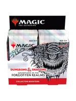 Wizards of the Coast MTG Adventure in The Forgotten Realms Collector Booster