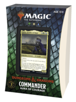 Wizards of the Coast MTG – Dungeons & Dragons: Adventures in the Forgotten Realms - Commander Deck