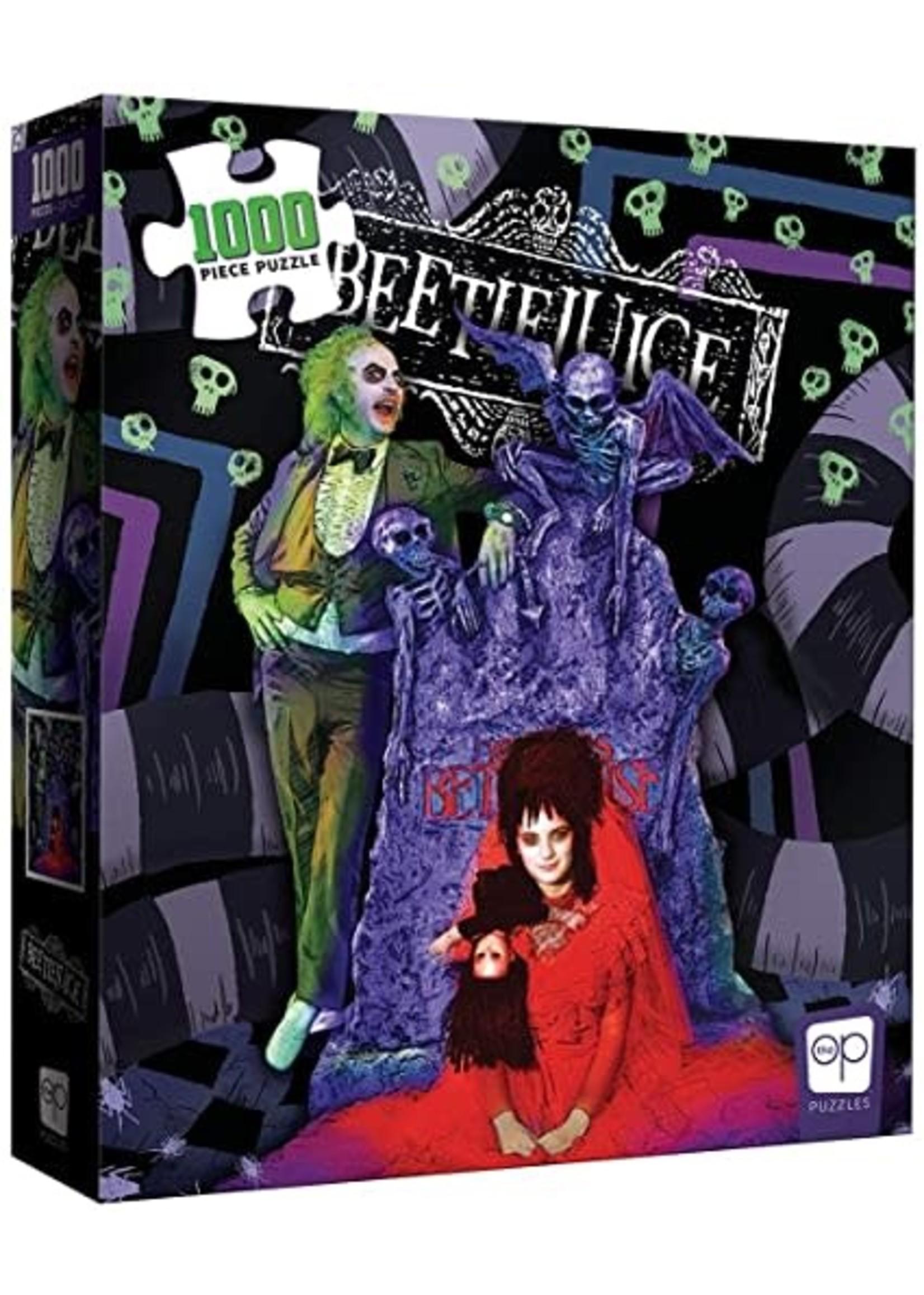 Beetlejuice 1000 Piece Puzzle