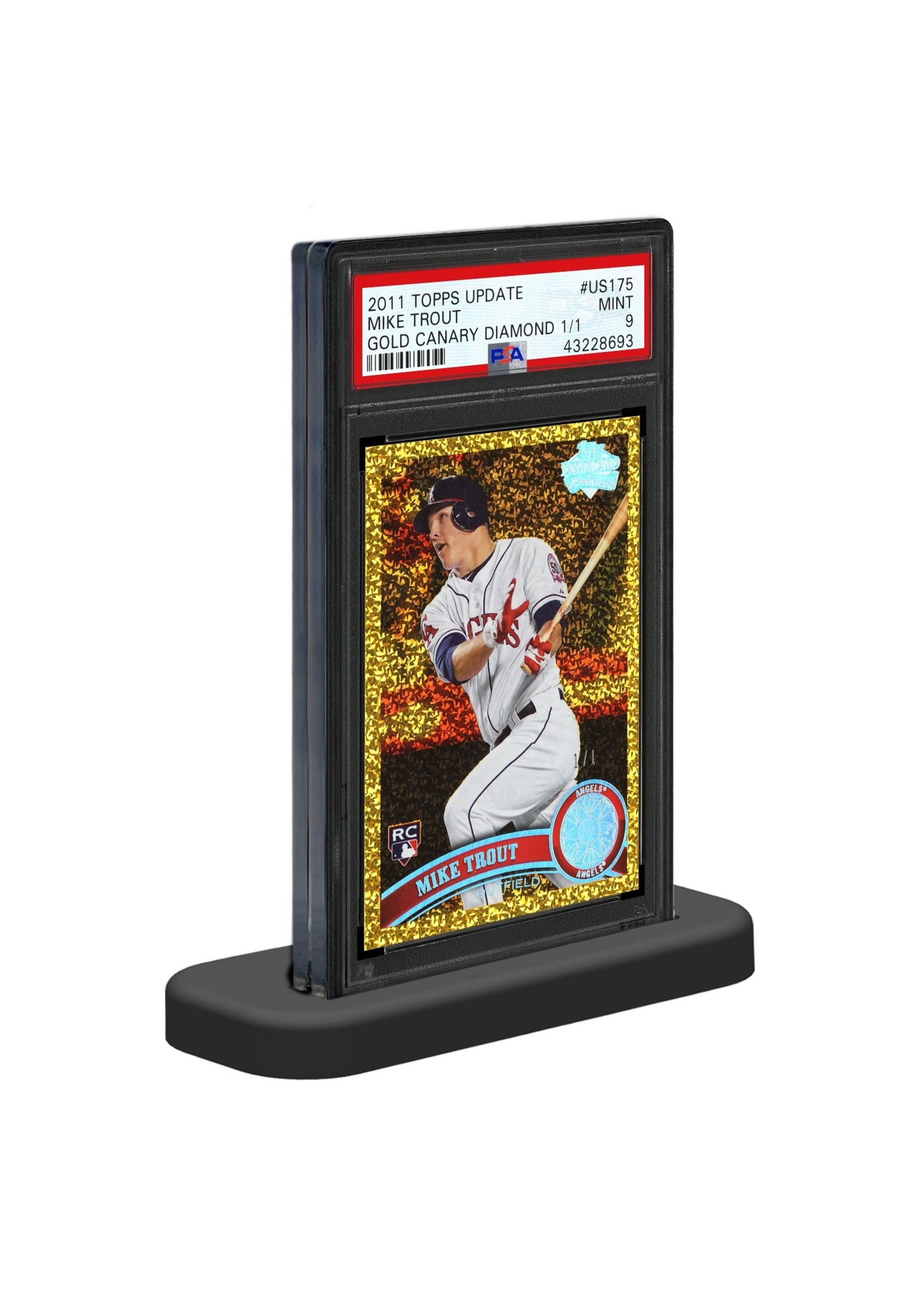 Ultra Pro Graded PSA Card Stand 10-Pack