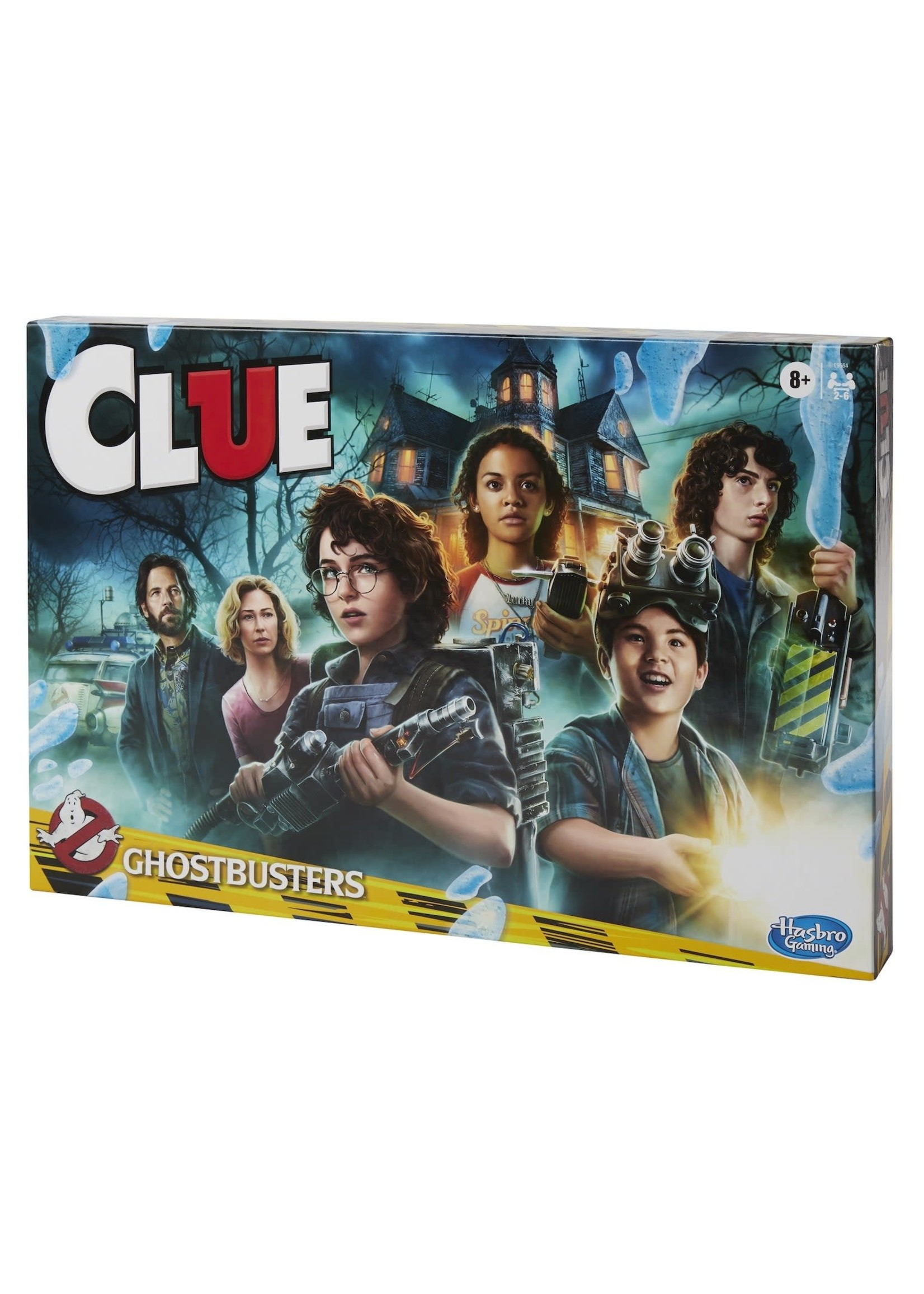 Clue Ghostbusters
