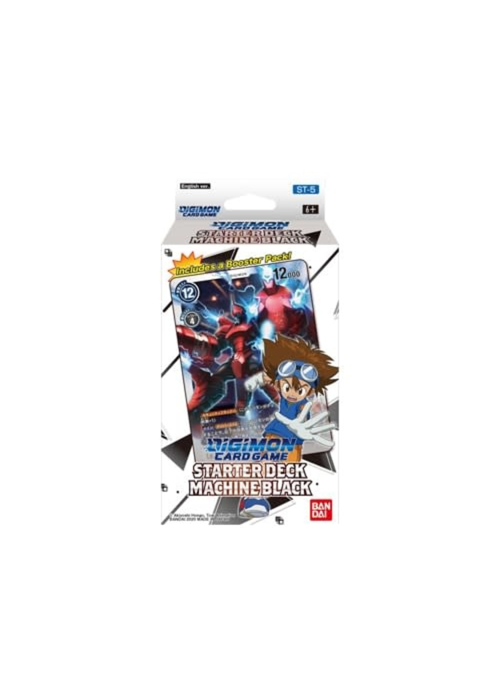 Bandai Digimon Card Game Starter Deck