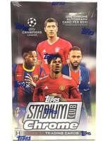 Topps 20-2021 UEFA Stadium Club Chrome