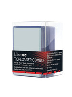 Ultra Pro Regular Toploader 3x4 Box Combo