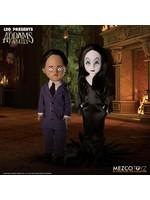 Mezco Ldd Presents Addams Family Gomez & Morticia Set