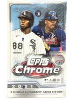 Topps 2021 Topps Chrome Baseball