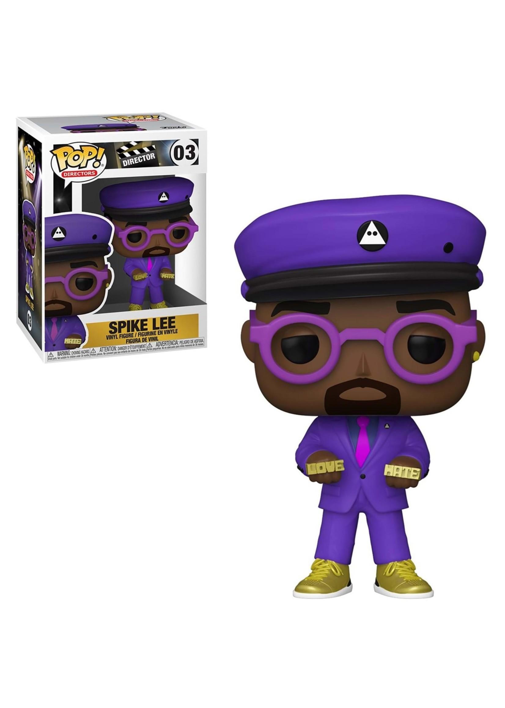 Funko POP Directors Spike Lee (Purple Suit)