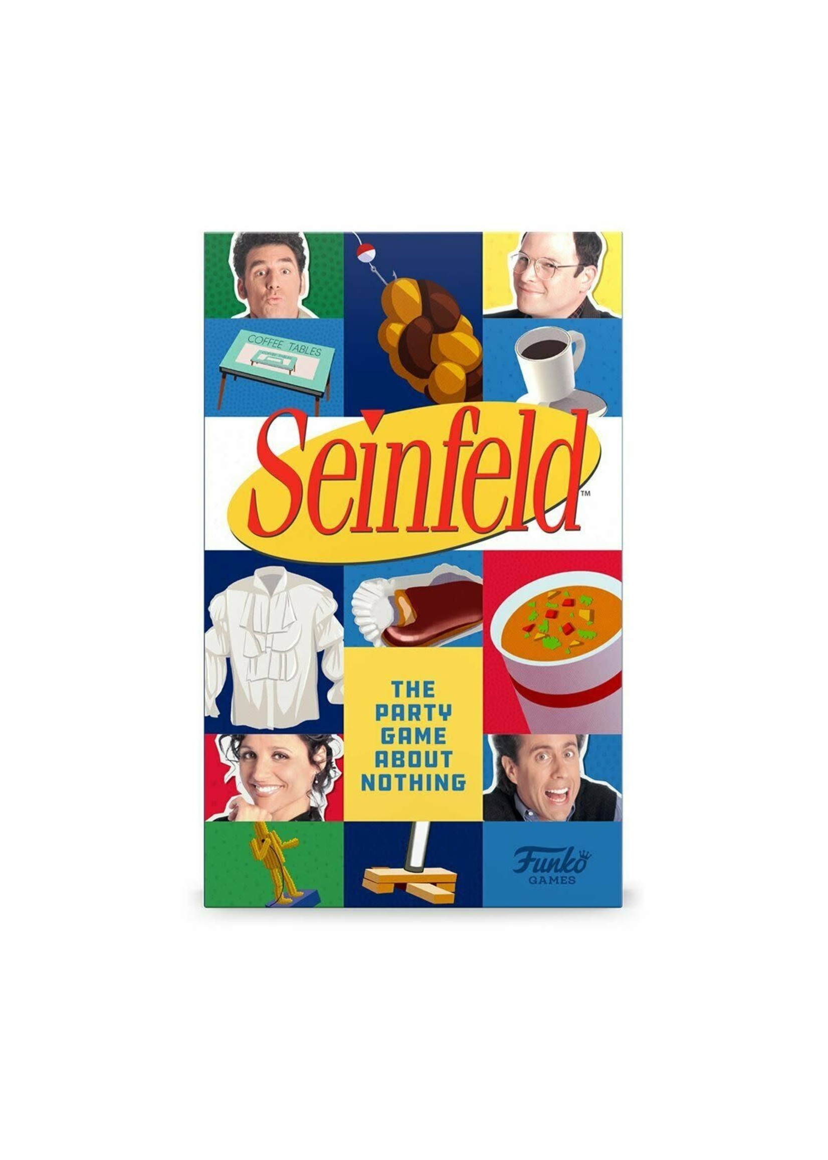 Seinfeld Party Game