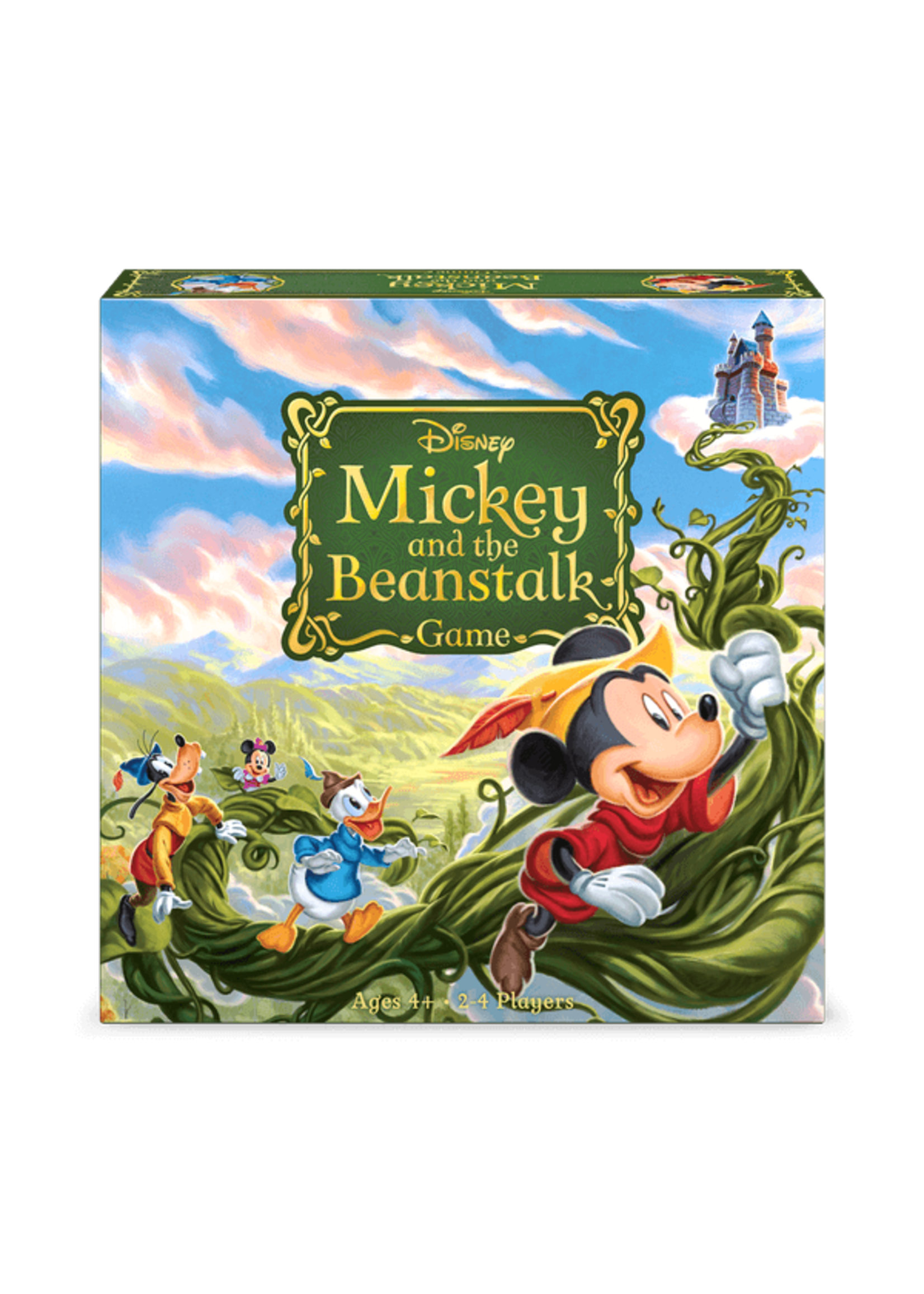 Disney Mickey And The Beanstalk Game