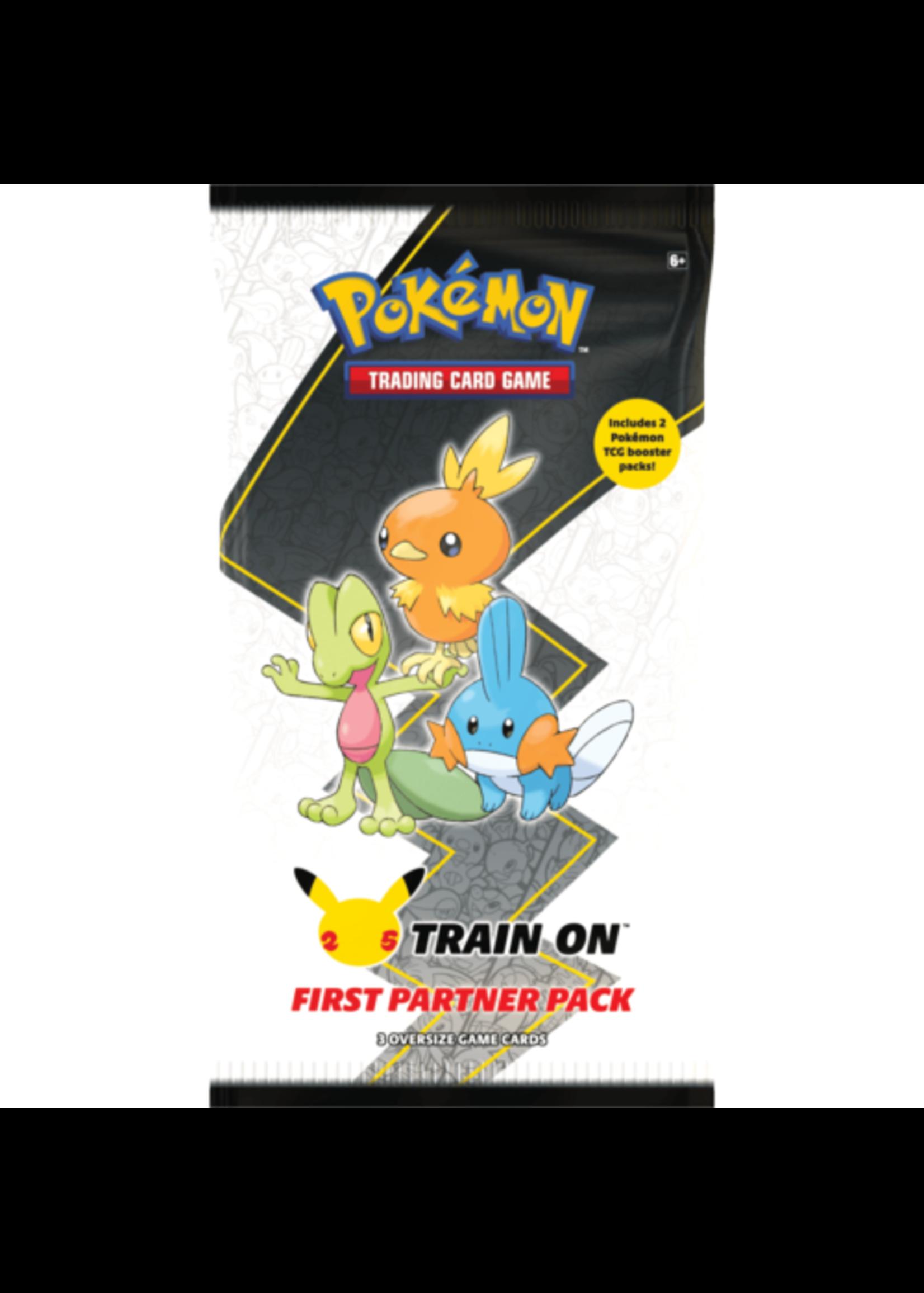 The Pokemon Company Pokemon First Partner Pack Hoenn