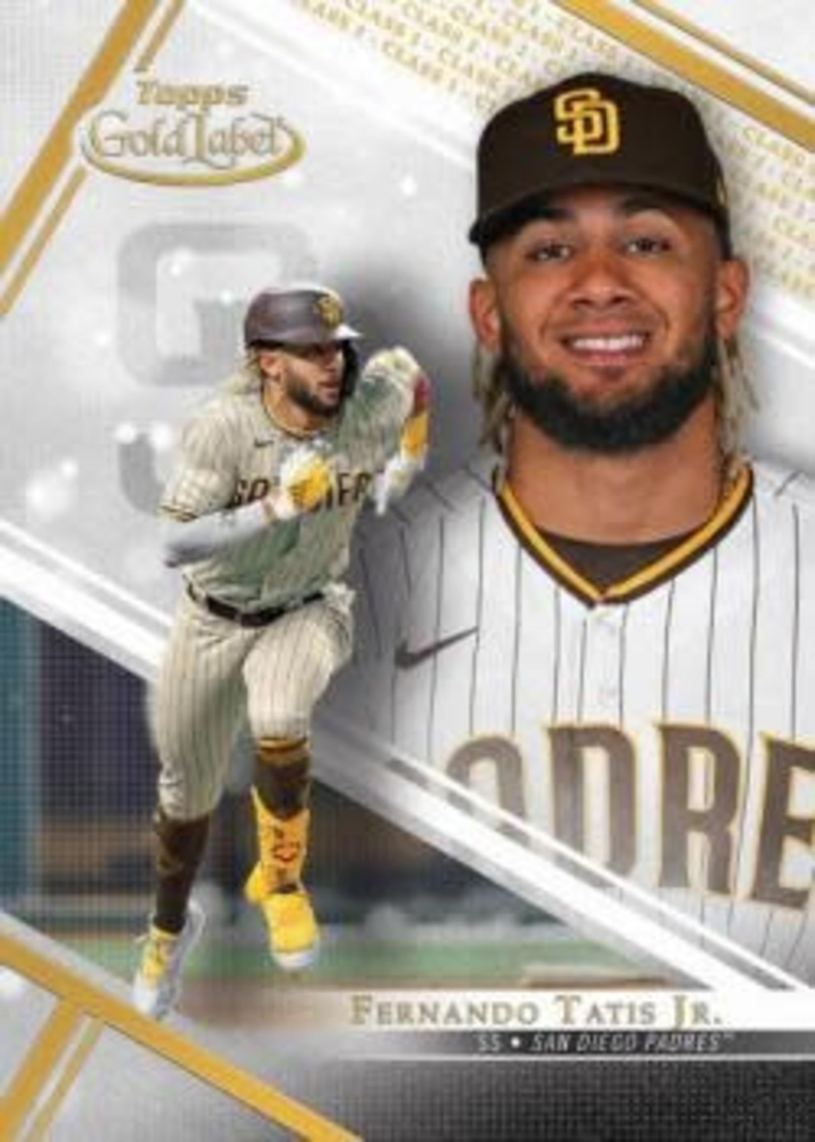Topps 2021 Topps Gold Label Baseball