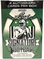 Leaf 2021 Leaf Signature Football