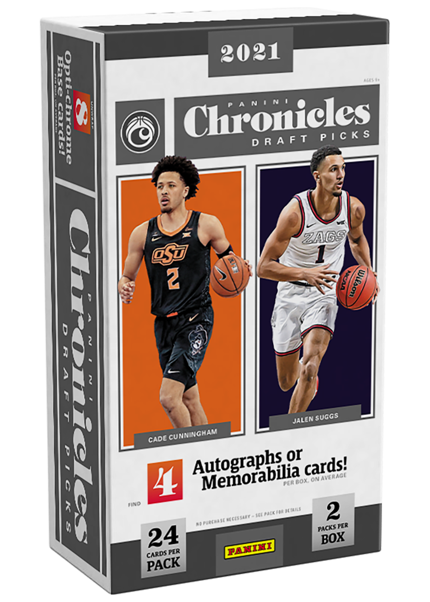 Panini 2021 Panini Chronicles Draft Pick Basketball