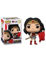Funko POP DC Wonder Woman Superman Redson