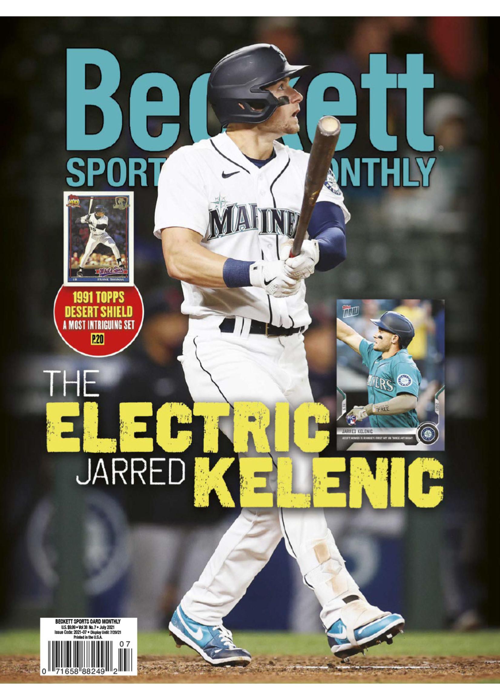 Beckett Magazine Beckett Sports Card Monthly