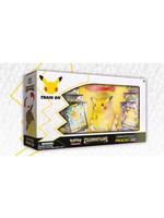 The Pokemon Company Pokemon Celebrations Pikachu Vmax Figure Box