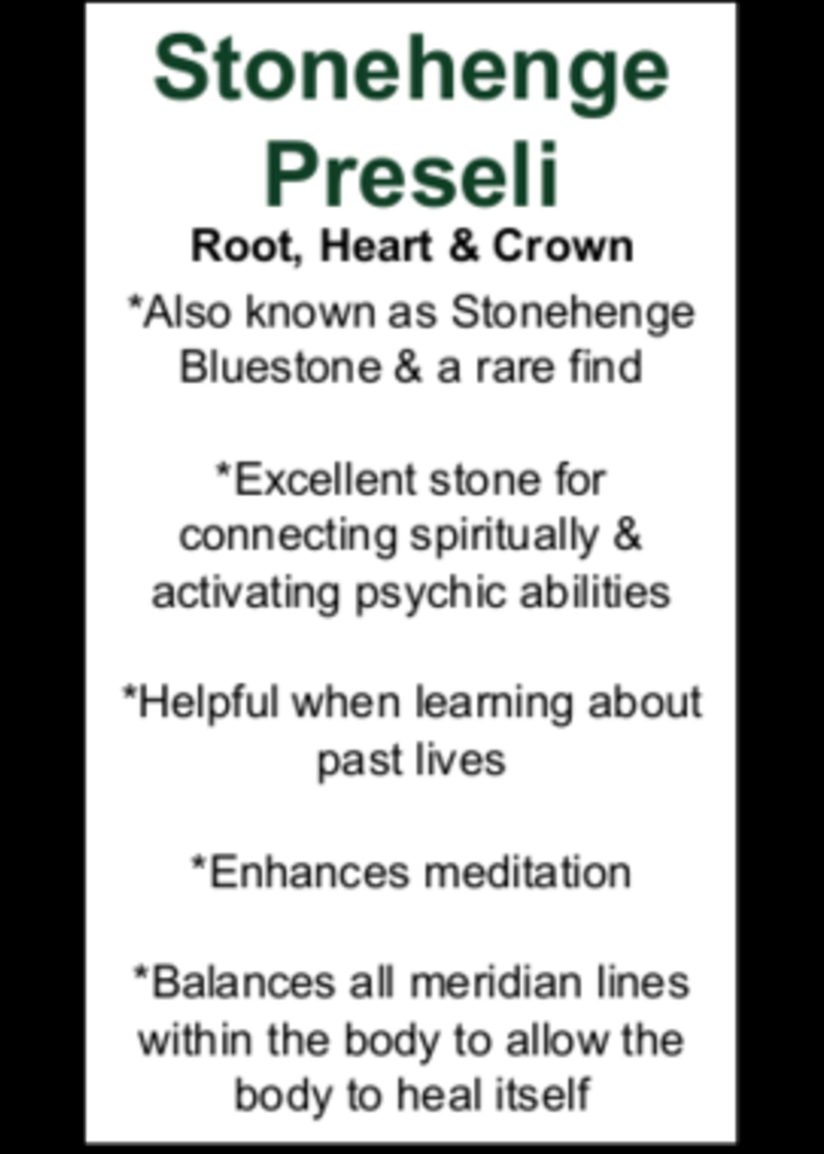 Stonehenge Preseli Cards - Box of 250