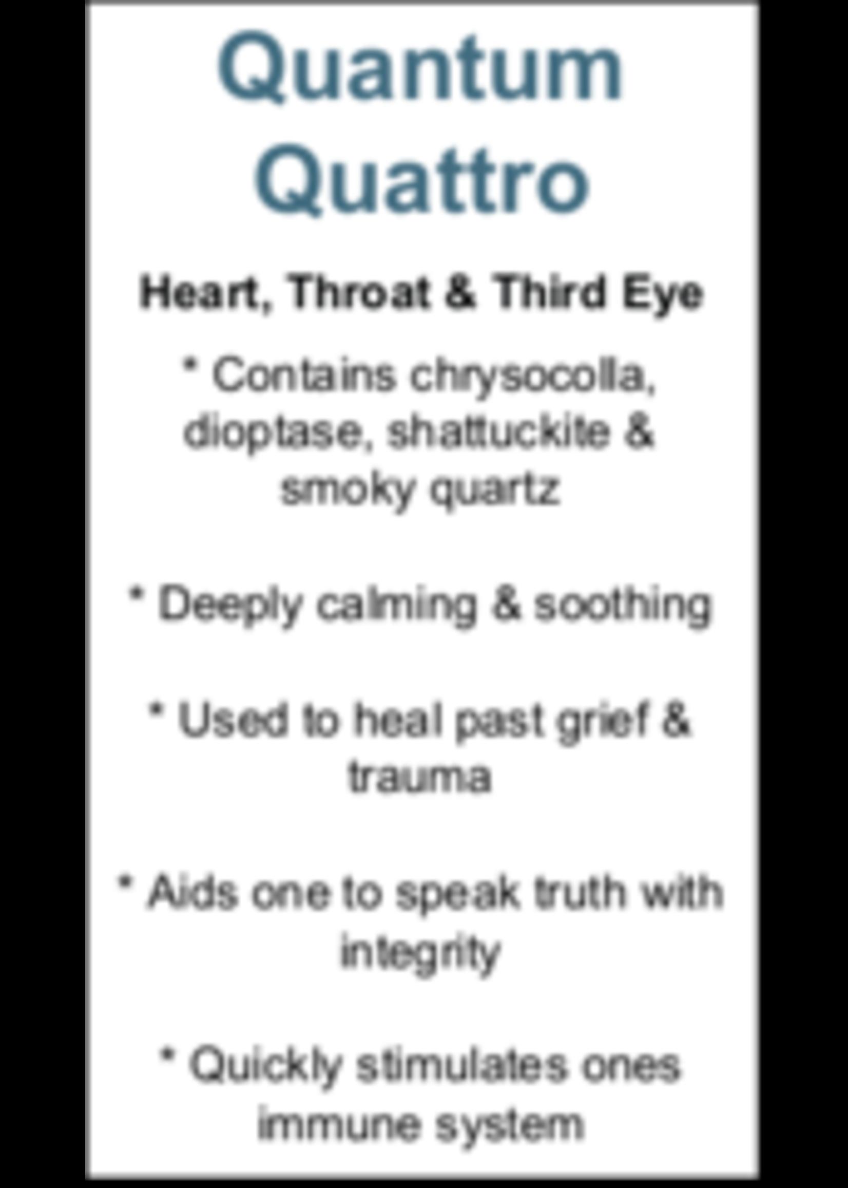Quantum Quattro Cards - Box of 250