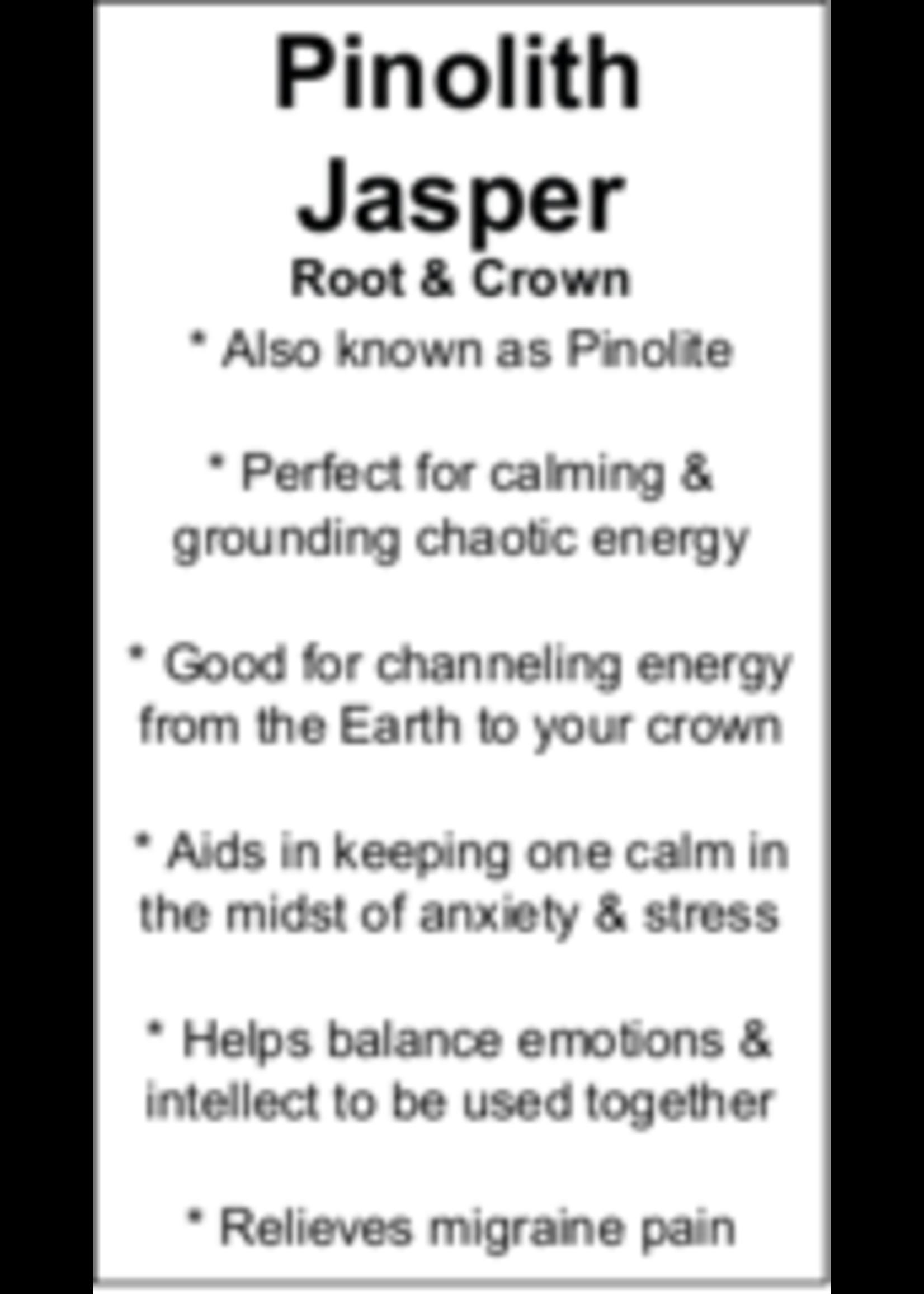 Pinolith Jasper Cards - Box of 250