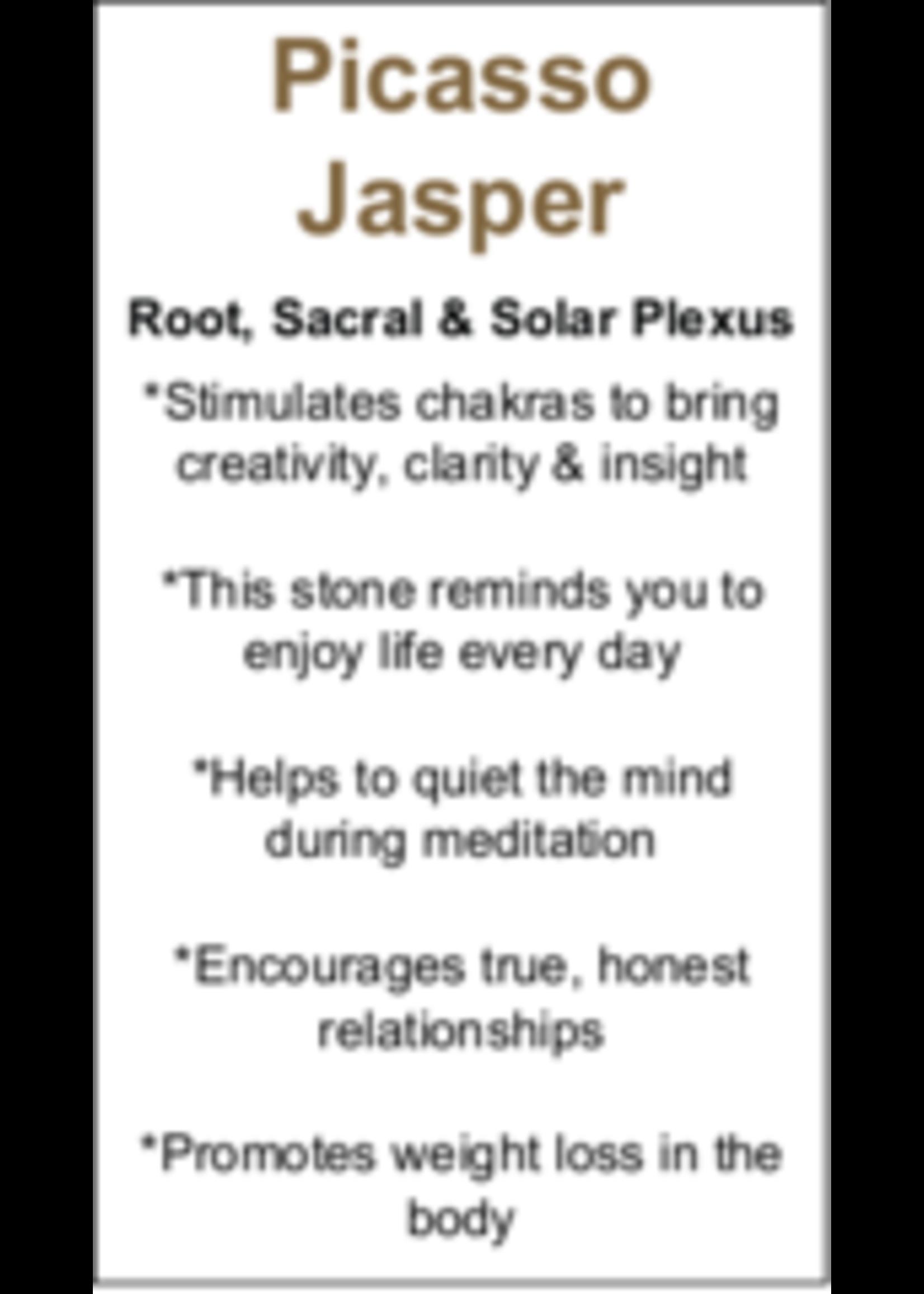 Picasso Jasper Cards - Box of 250