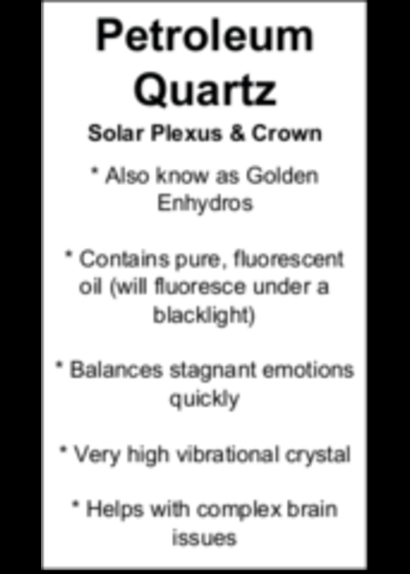 Petroleum Quartz Cards - Box of 250