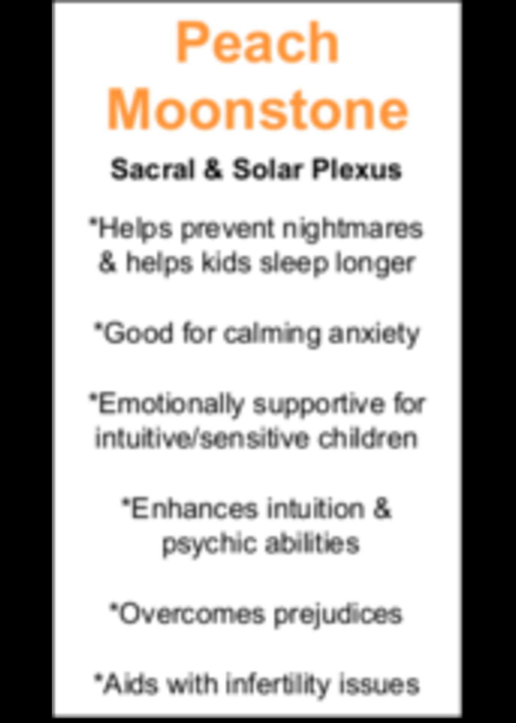 Peach Moonstone Cards - Box of 250
