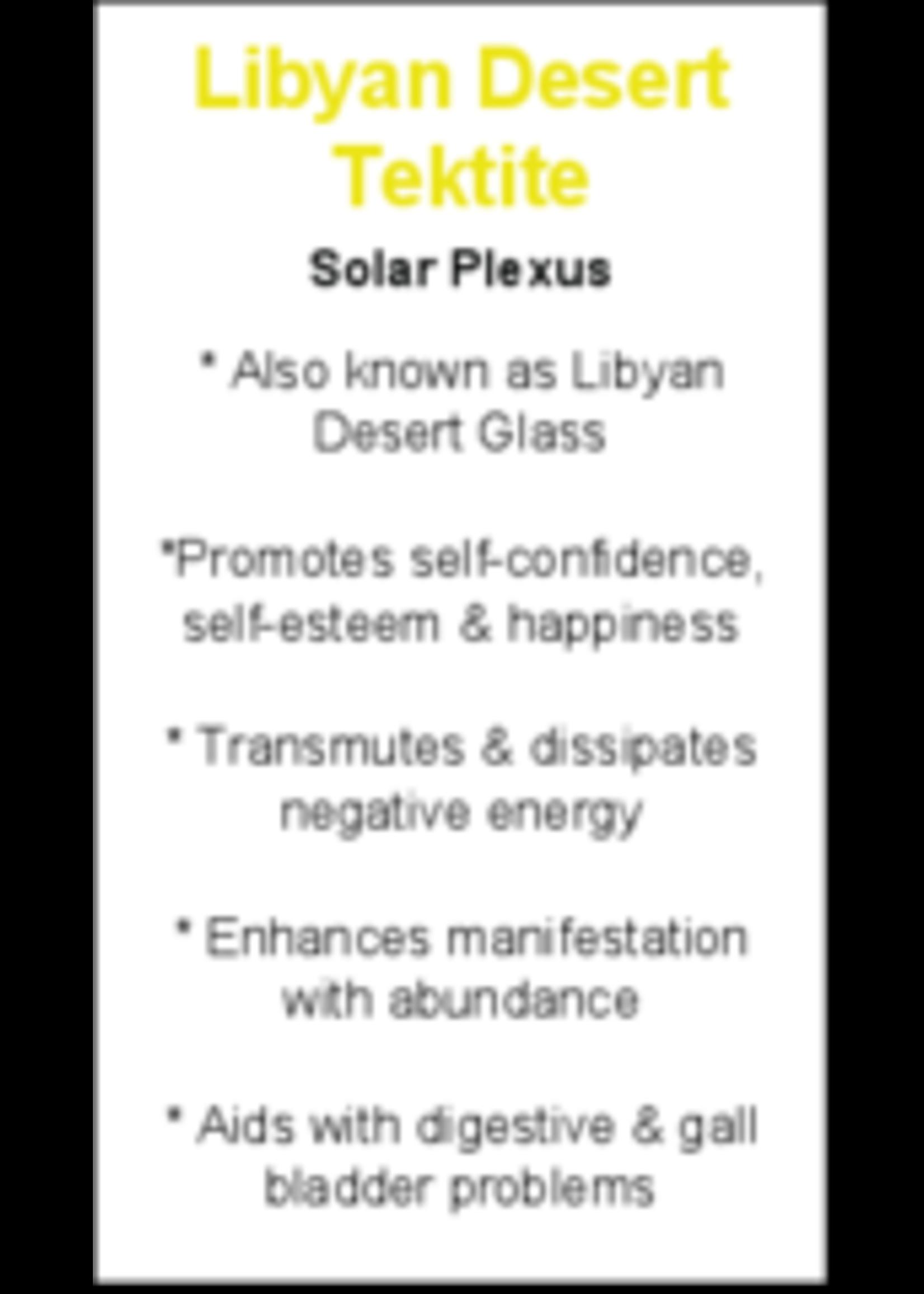 Libyan Desert Tektite Cards - Box of 250