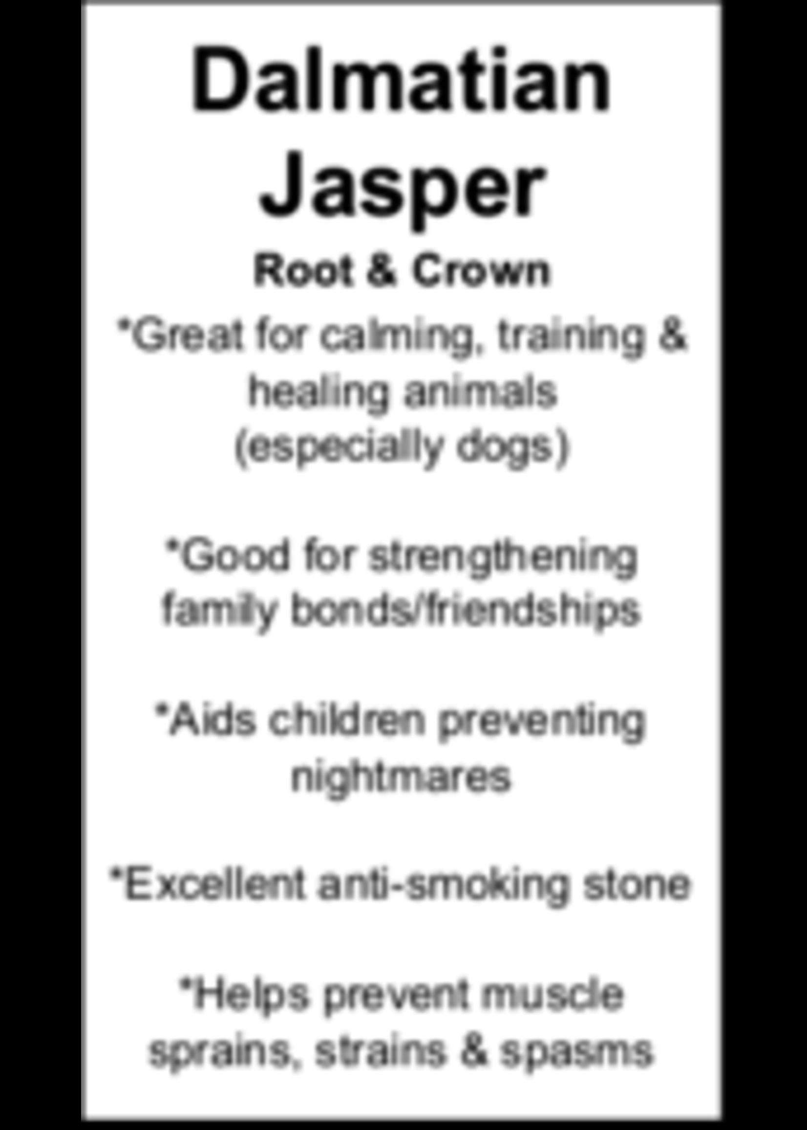 Dalmatian Jasper Cards - Box of 250