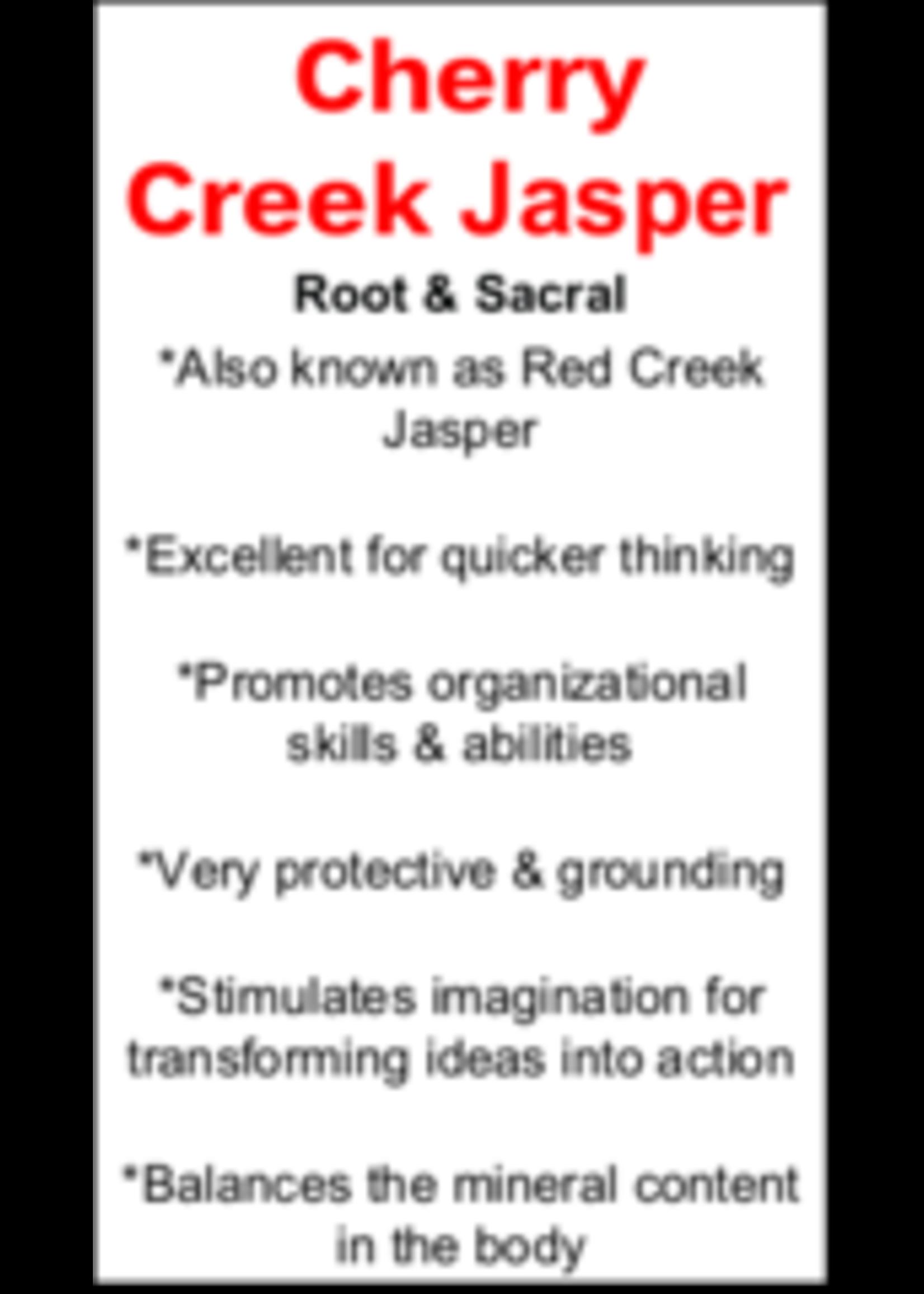 Cherry Creek Jasper Cards - Box of 250