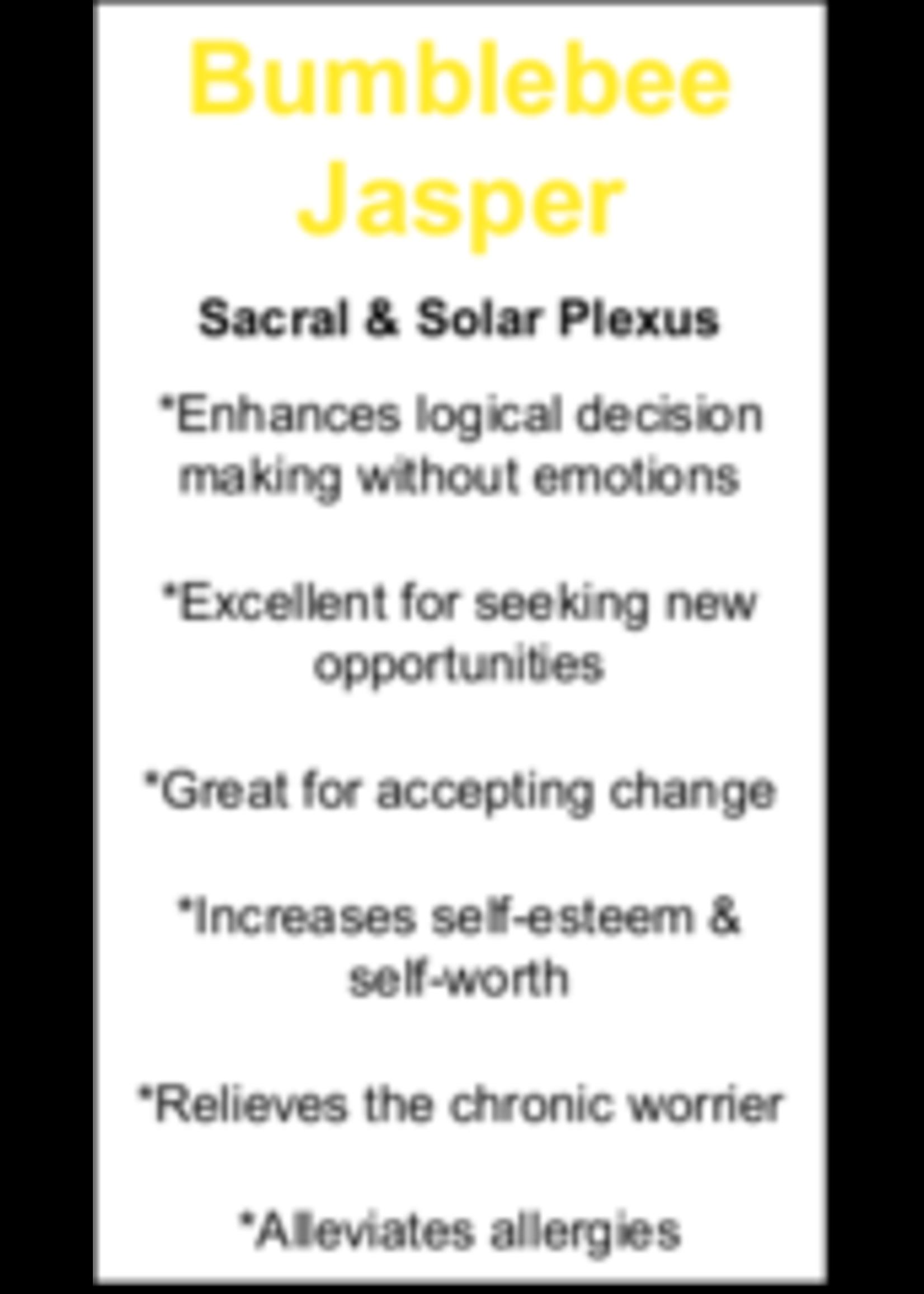 Bumblebee Jasper Cards - Box of 250