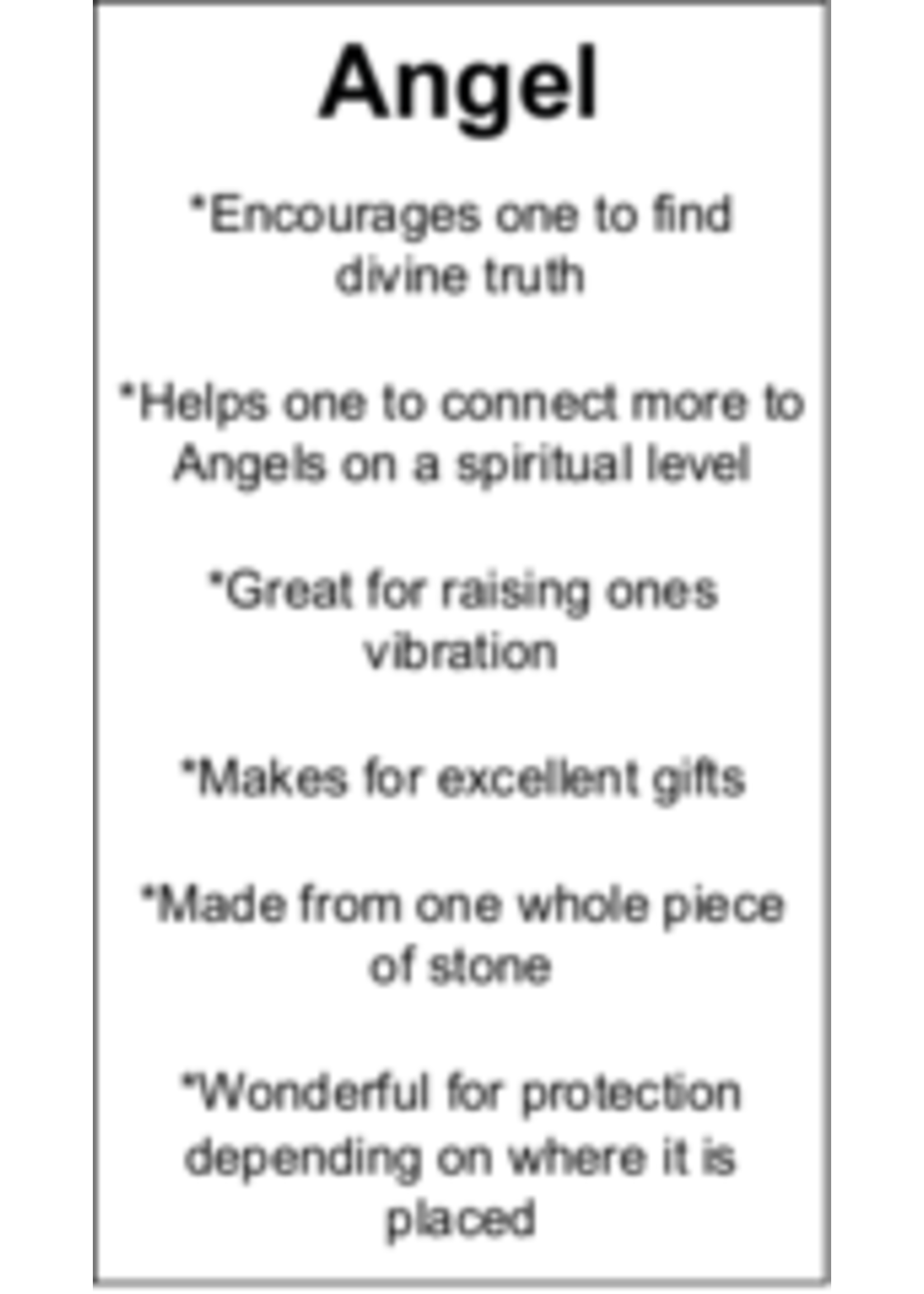 Angel Cards - Box of 250