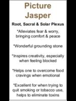 Picture Jasper Cards - Box of 250