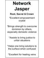 Network Jasper Cards - Box of 250