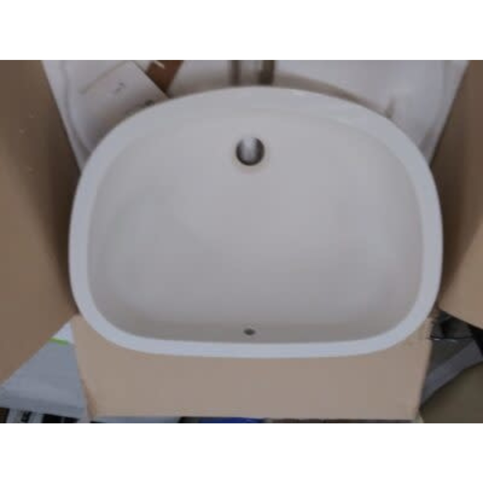 2803 DuPont Corian 830s Undermount Sink
