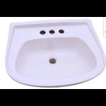 2722 Barclay Hartford Single Basin Bathroom Sink