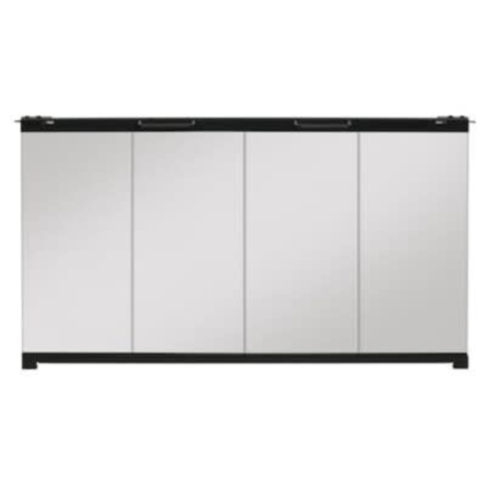 6351 Dimplex Small Bifold Fireplace Doors