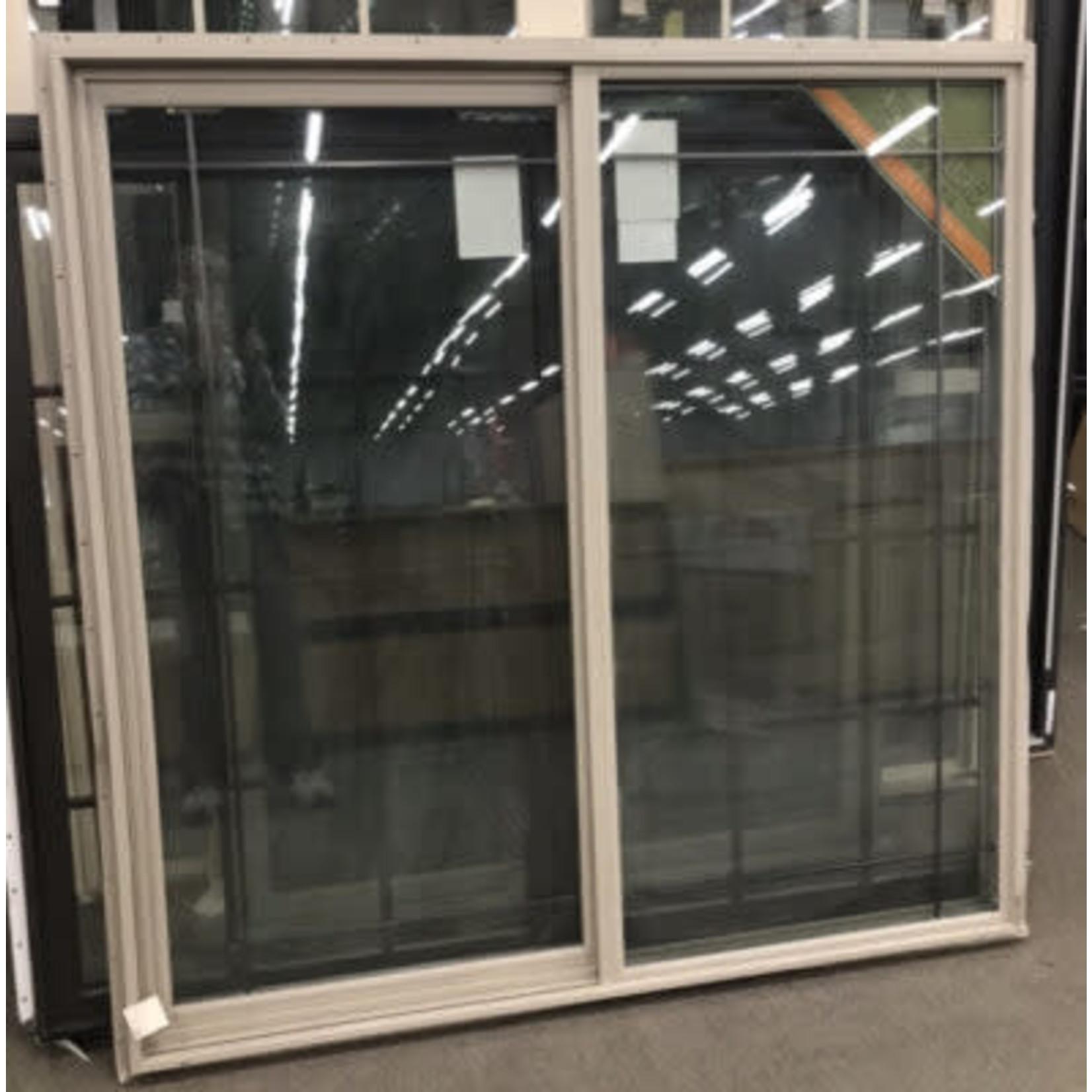 5256 Tan Vinyl Clad Window
